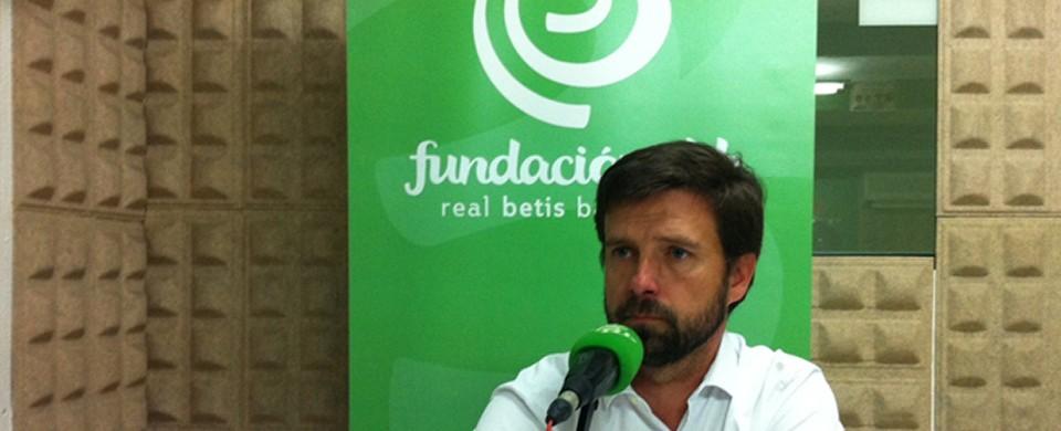 Ignacio Mora Figueroa en Radio Betis