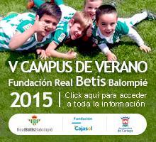 Información sobre el V Campus de Verano de la Fundación