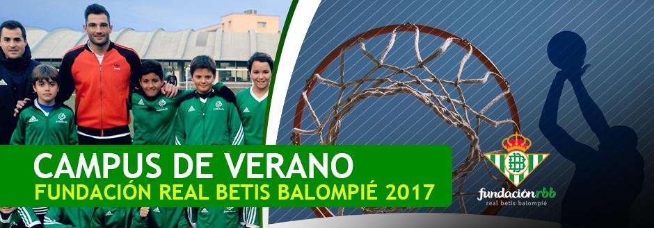Campus de Verano Fundación Real Betis Balompié