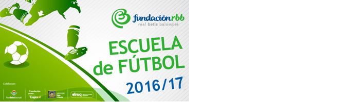 Escuela de Verano 2016/2017 Fundación Real Betis Balompié